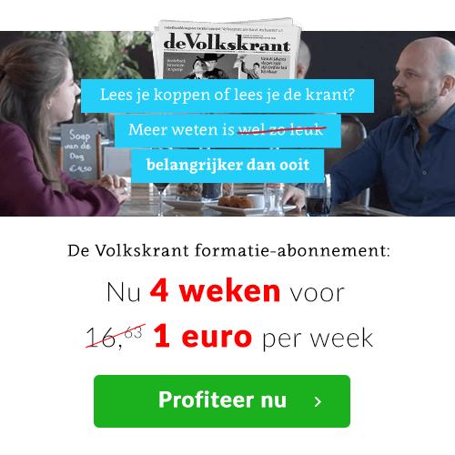 Volg de formatie met Volkskrant