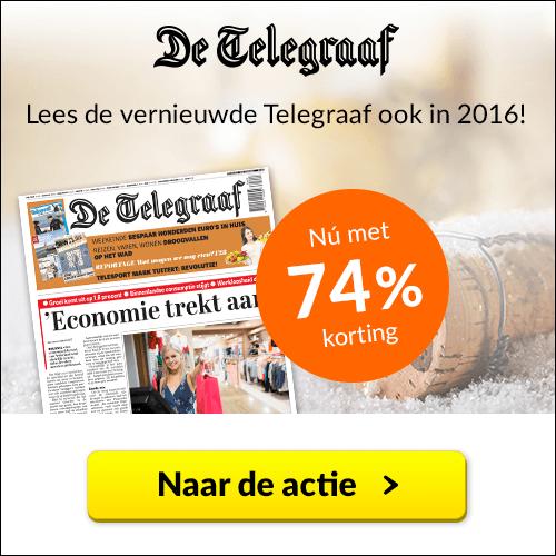 telegraaf 2016 topactie