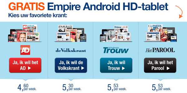 empire tablet HD gratis