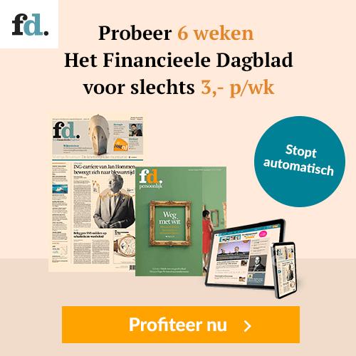 proefabonnement FD voor 18 euro