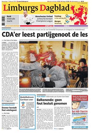 Limburgs Dagblad lezen