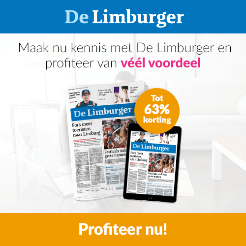 vast abonnement op LImburgs Dagblad