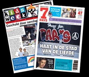 voorpagina Kidsweek