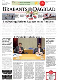 voorpagina brabants dagblad