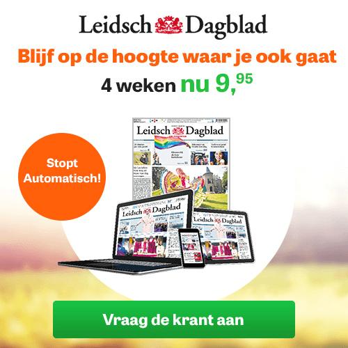 4 weken Leidsch Dagblad proberen
