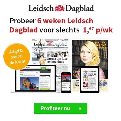 leidsch dagblad digitaal abonnement