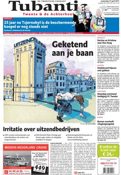 Twentse Courant Tubantia - neem nu een abonnement
