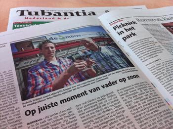 Tubantia met oog voor lokaal en regionaal nieuws