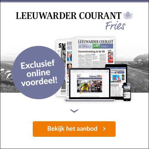Leeuwarder Courant 10 weken proberen