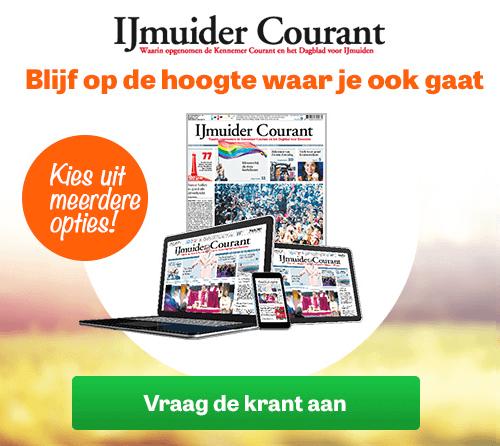 jaarabonnement actie IJmuider Courant - profiteer nu