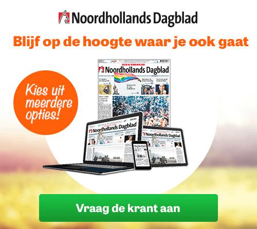 Noordhollands Dagblad 12 maanden actietarief