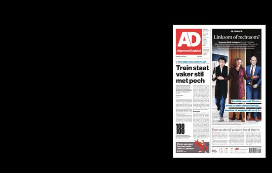 AD opzeggen. Zet Algemeen Dagblad stop