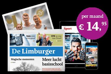 Limburger zaterdag plus