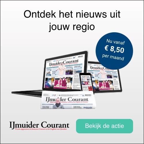 IJmuider Courant goedkoopste actie