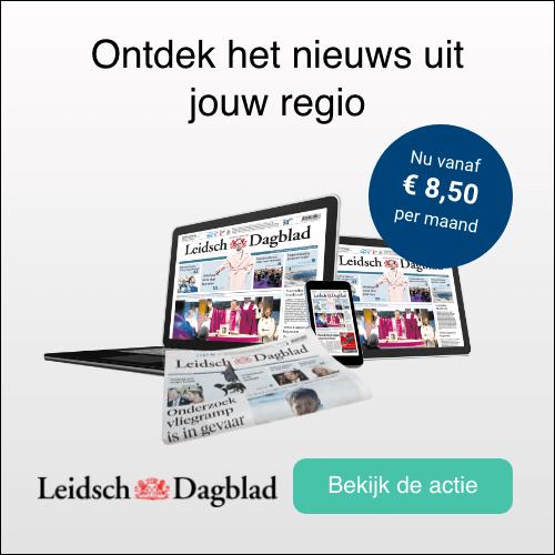Goedkoopste actie Leidsch Dagblad