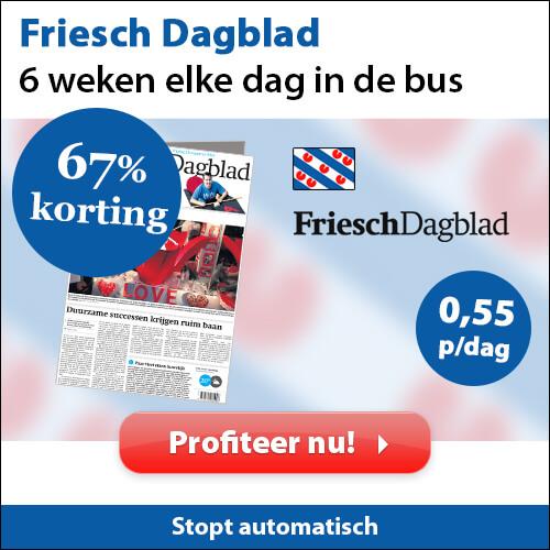 6 weken Friesch dagblad
