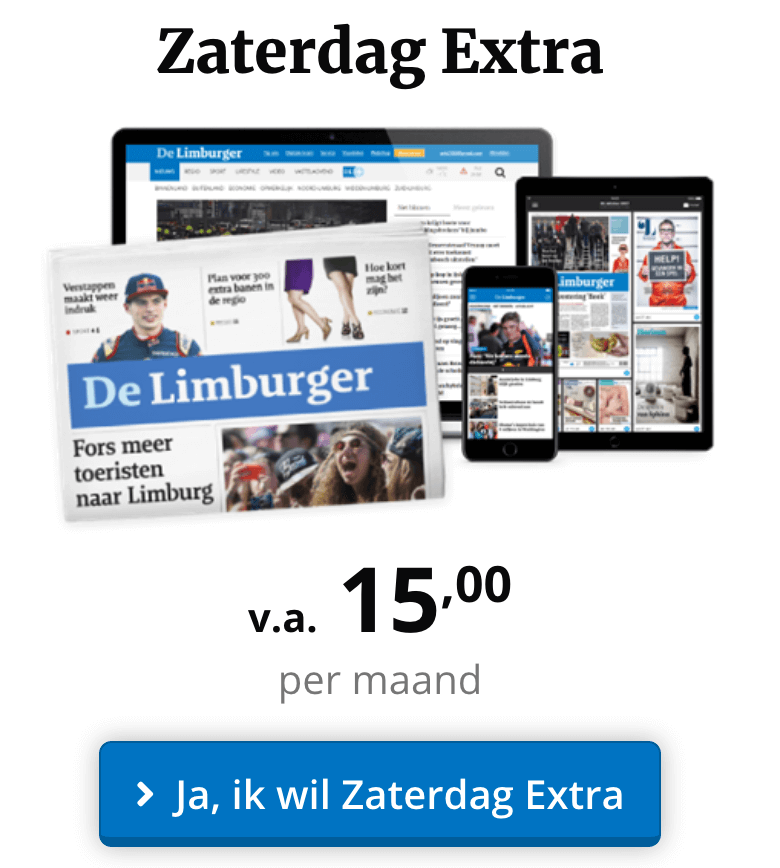 Limburger zaterdag plus