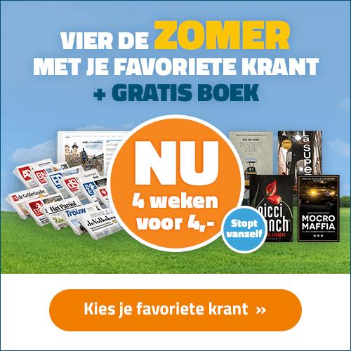 4 weken 4 euro gratis boek