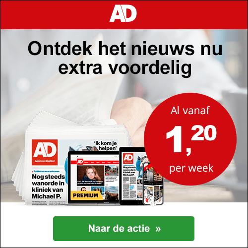 Het AD alleen digitaal lezen