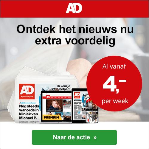 zaterdag de krant en elke dag digitaal AD lezen
