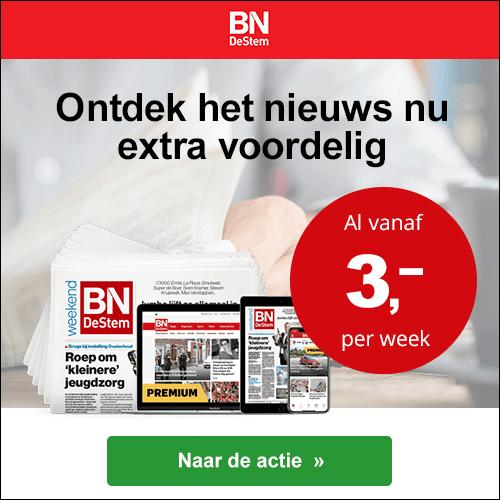 BN De Stem digitaal kortingsactie