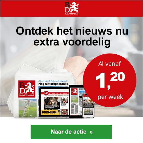 Brabants Dagblad digitaal basis kortingsactie