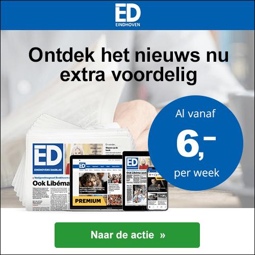 Eindhovens Dagblad kortingsactie