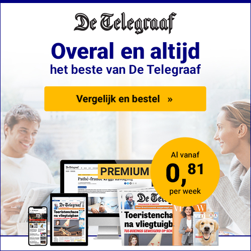 Telegraaf premium toegang